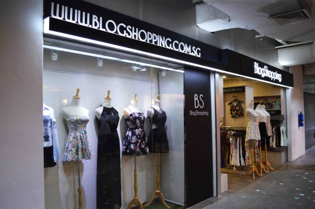 GREAT SUCCESS: Tracyeinny is one of the few blogshops that have opened their very own shop, and currently have four outlets with most of them being located in the heartlands, like Jurong and Bishan. (Photo: Christina Liang)